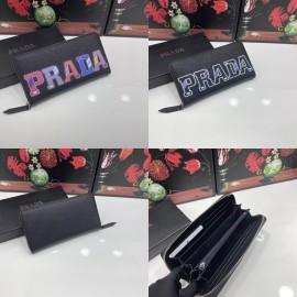 2色/ 19cm/ Pradaプラダ財布スーパーコピーP6135