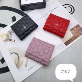 3色/ 11cm/ Gucciグッチ財布スーパーコピー2107