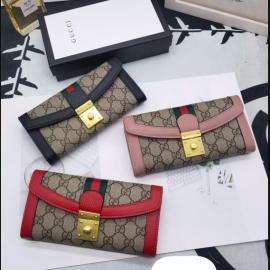 3色/ 19cm/ Gucciグッチ財布スーパーコピー8156