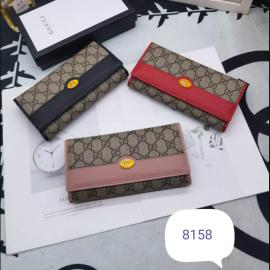3色/ 19cm/ Gucciグッチ財布スーパーコピー8158