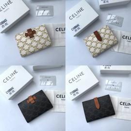 2色/ 14cm/ Celineセリーヌ財布スーパーコピーC10B642