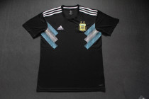 2018 Argentina away soccer jersey