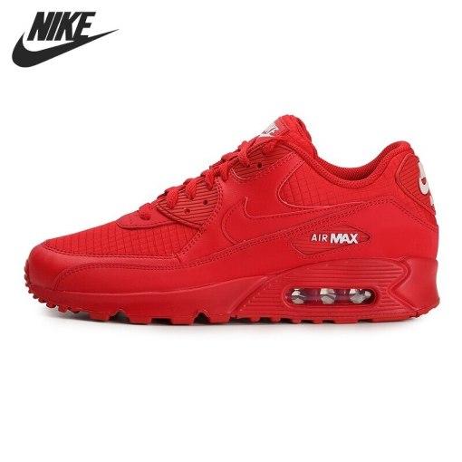 Original New Arrival 2019 NIKE AIR MAX 90 ESSENTIAL Men's Running Shoes Sneakers