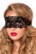 Fashion Hollow-out Lace Halloween Mask