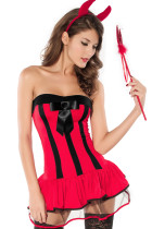 Adult Devilish Hottie Halloween Costume