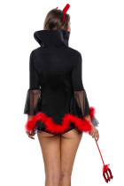 Miss Iblis Devil Costume