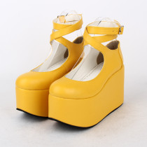 【 Angelic imprint】The New Popular lolita Platform Shoes