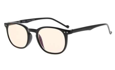 Computer Glasses UV Protection Tinted Lenses Vintage  for Women and Men CG065