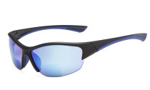 Half-Frame Sports Bifocal Sunglasses SGS041