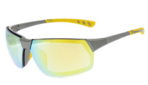 Polycarbonate Polarized TR90 Unbreakable Sport Sunglasses TH6157