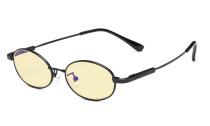 Anti Blue Light Computer Glasses for Kids Pilot Style Memory Frame TMK1803