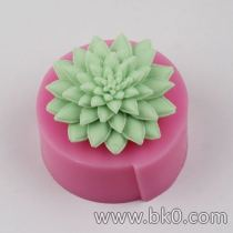 BI019 plant silicone molds flowers mould Cake Decorating Tools Silicone Fondant Mold Kitchen Accessories
