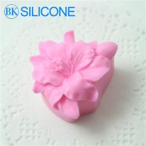 Lily Silicone Soap Molds Chocolate Cookie Mould Flowers Cake Decorating Tools AF011