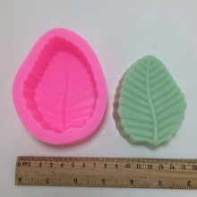 BN002 Leaf Silicone Mould soap molds