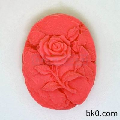 New Arrival Rose 3d Silicone Cake Fondant Mold Cake Decoration Tools Soap Candle Moulds AE025