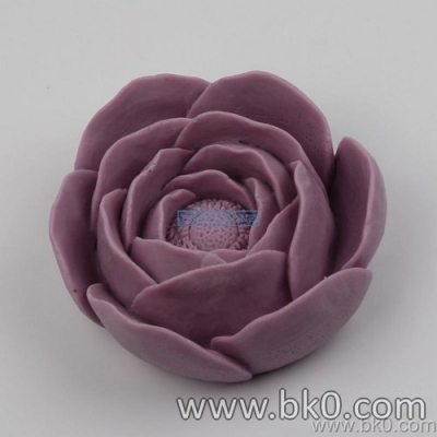 BJ007 3D Flower Cake Silicone Mold Fondant Cake Decorating Resin Clay Soap Mould Kitchen Baking Cake Tools