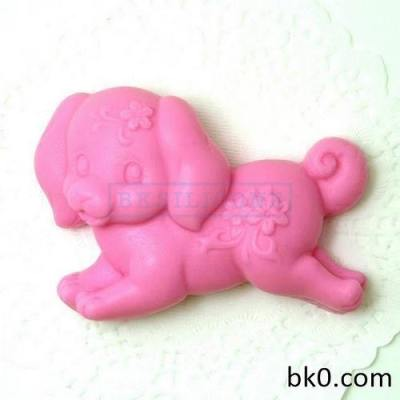 3D Dog Soap Silicone Molds Cake Decoration Tools Cake Mould AC025