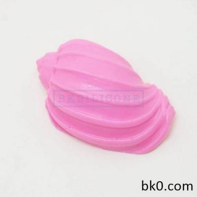 Beautiful Conch 3D Silicone Cake Mould Stencil Cake Handmade AD004