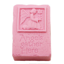 Angel Shaped Silicone Soap Mold Resin Clay Candy Silicone Cake Mould Fondant Cake Decorating Tools AR014