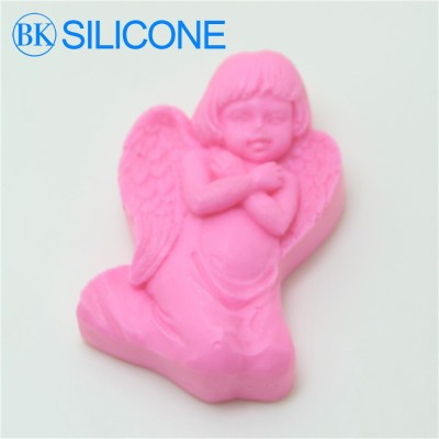 Angel Prayer Pray Silicone Soap Molds Cake Mould Form Hot Sale AF021