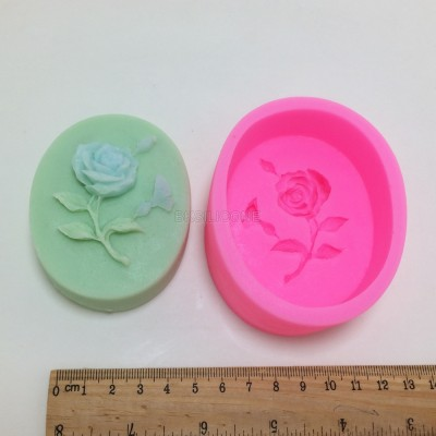 BN001 silicone rose mold Fondant Cake Silicone Molds