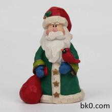 3D Christmas Candle Molds Silicone Christmas Santa Claus Gift Resin Molds Soap Mold WC008