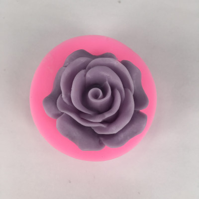 BK1018 New Arrival Flower Silicone Molds Fondant craft Cake Candy Mould