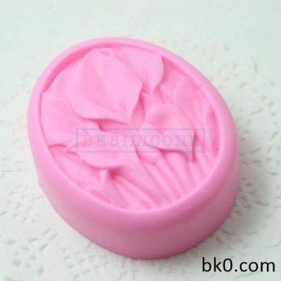 Flowers Silicone Molds Soap Chocolate Cookie Mold Cake Decorating Tools AF010