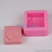 BF013 rose cake mold soap mold silicone molds silicone soap mould candle mould