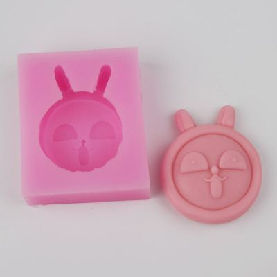 BE002 head cartoon Cake mold Fondant Cake Decorating Tools chocolate mould for the kitchen baking