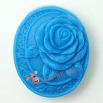 Silicone Soap Molds Flower Fondant Candle Moulds Cake Decorating Tools Rose AH001