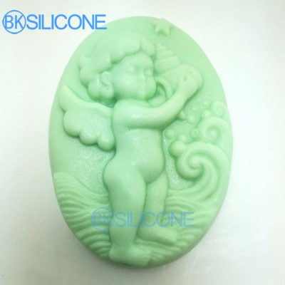 Angel Baby Soap Molds Cake Decorating Baby AO024