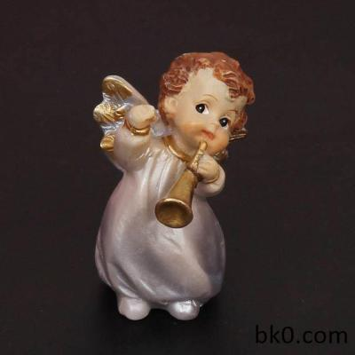 Music Angel 3D Silicone Candle Molds Chocolate Cookie Mould Cake Decorating Tools BKSILICONE WA021