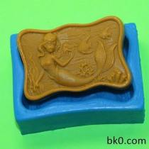 Flower Shape Chocolate Candy Jello Cartoon Figre/Cake Tools Soap Mold Cake Decoration AB010