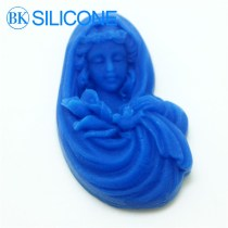 Angel Model Soap Silicone Mold By Handmade, Also Decorating Cake,Cupcake , DIY Fondant Mold AH021