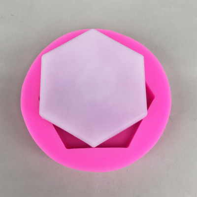 BK1090 DIY Mold Silicone Aroma Wax Mold Rectangle Oval Shape Aromatherapy Mould for Aroma High Stone Candles