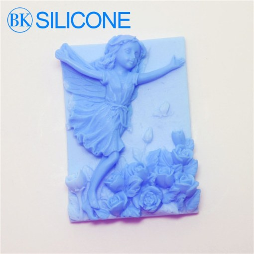 Angel Silicone Molds Cake Decorating Tools Molds AK004