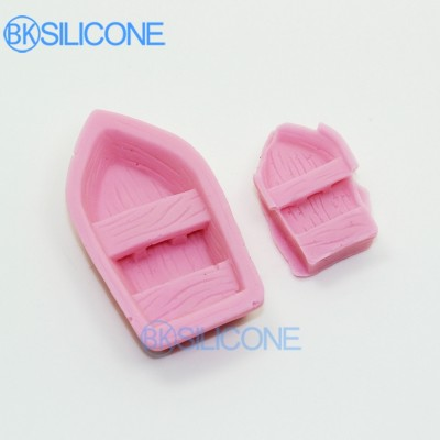 Boat Moulds Cake Decorating Tools Silicone Mold Boat Ship 3D AO012