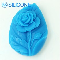 New Hot Sale Flower Silicone Moulds Fondant Candle Cookie Molds Cake Decorating Tools AG025