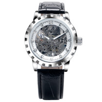 Watch for Men, Skeleton Automatic Mechanical Watch Men's Wristwatch, Gear Shape Men Gift for Men