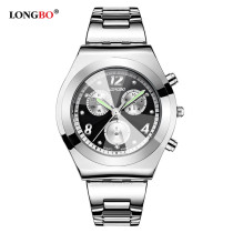 LONGBO Luxury Women Dress Watches, Analog Quartz Lady Waterproof Wristwatch, Simple Gift for Women