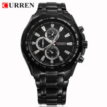 WINNER Watch, Stainless Steel Strap Automatic Self-Wind Mechanical Men Wrist Watch, Gift for Men