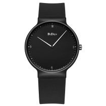 BIDEN Fashion Creative Women Watch, Luxury Brand Silicone Quartz Women Dress Wristwatch, 2018 New Ladies Clock for Female Watch
