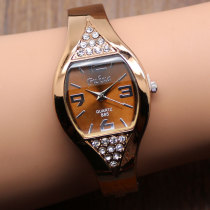 Women's Wrist Watch, Bracelet Crystal Bangle Elegant Quartz Analog Wrist Watch, Watch for Women