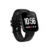 V6 Smart Watch Bracelet, Waterproof Heart Rate Blood Pressure Sleep Monitoring Smartwatch, Wrist Smart Watch for IPhone And Android Phone