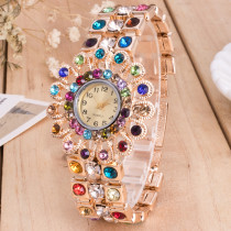 Women's Watch, Vintage Classic Bracelet Watches, Luxury Crystal Rhinestone  Wrist Watch Gift for Women