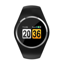 Fitness Smart Watch, Women Running Heart Rate Monitor Blood Pressure Pedometer Touch Smartwatch, Sport Watch For Android iPhone