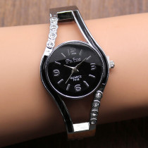 Women's Watch, Fashion Dress Watch Crystal Bracelet Bangle Wrist Watch, Women Lady Quartz Watch for Women