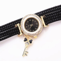 Women Watches, New Luxury Casual Analog Alloy Quartz Watch PU Leather Bracelet Wrist Watches, Gifts for Women