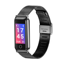 Bluetooth Waterproof Y8 Smart Watch, Fashion Women Ladies Heart Rate Monitor Healthy Watch Vibration Smartwatch for Android IOS